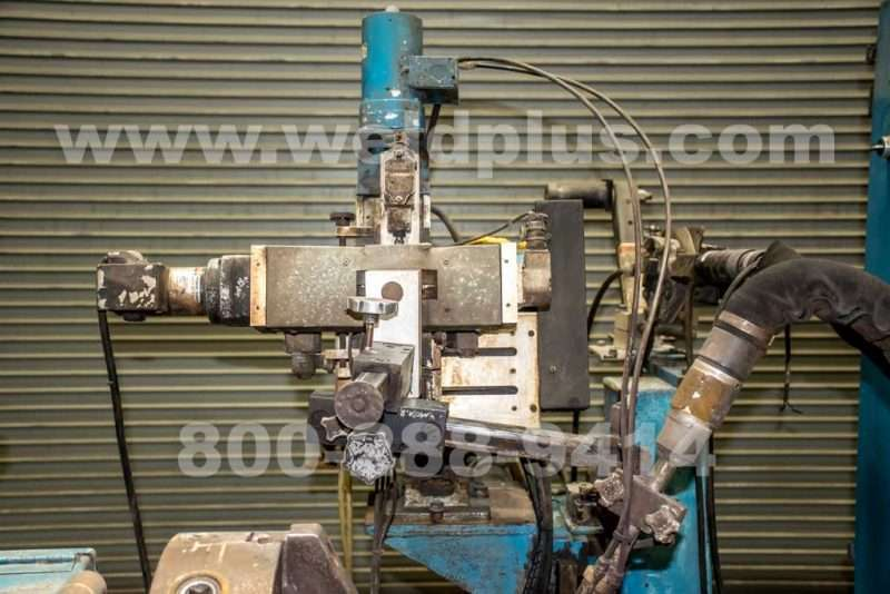 Cecil Peck 60 Inch Welding Lathe