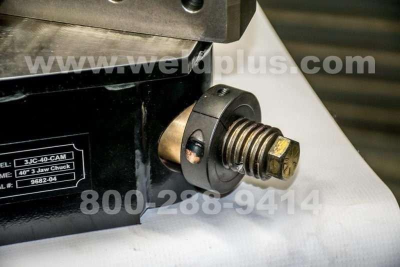 sigmatouch 3JC-40 Quickset Gripper Chuck