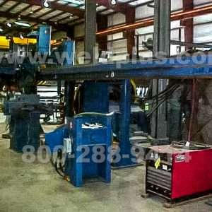 1998 Pandjiris Dual head Beam Welding System