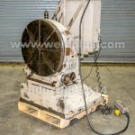 Pratt Whitney 30 Inch Vertical Rotary Table