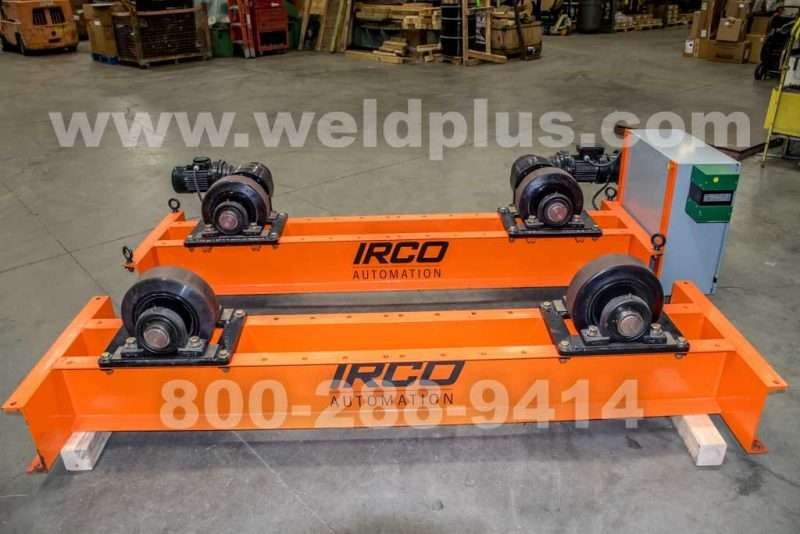 Irco Automation 20,000 lb. Turning Roll Set
