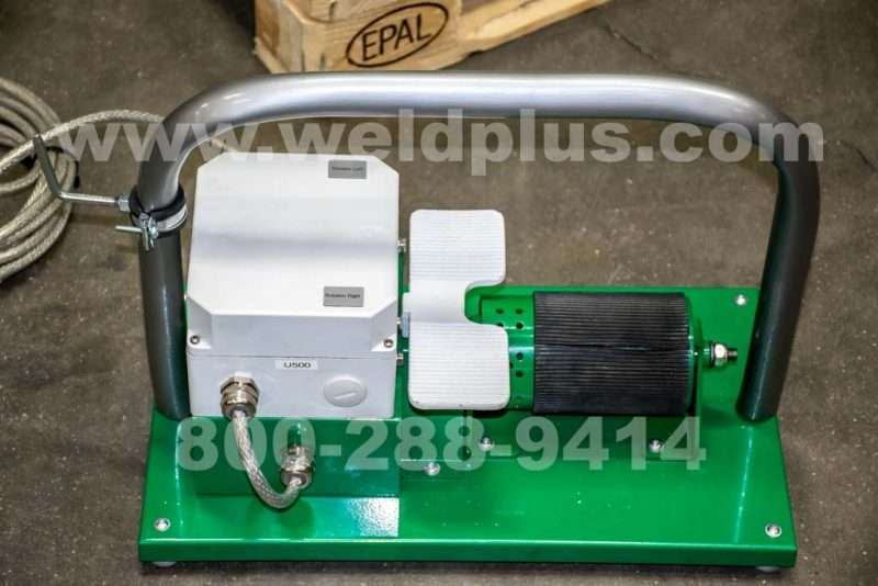 Kistler 2,200 lb. Pipe Rotator