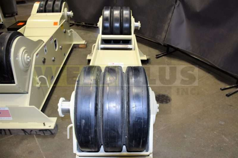 Pandjiris Missouri Mule 60/30 Turning Roll Set