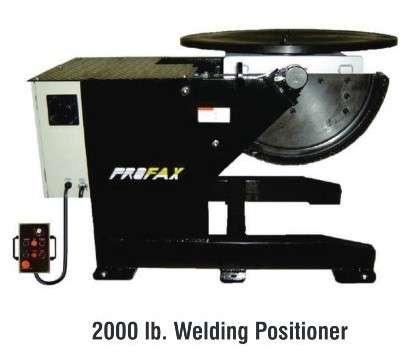 2,000 lb. Profax Positioner WP2000-4