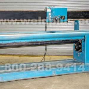Custom 96 Inch External Seam Welder