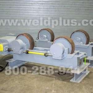 Ransome Model BPRR 60,000 lb. Turning Roll Set