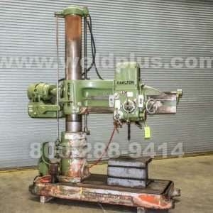 Carlton Power Elevation Radial Arm Drill