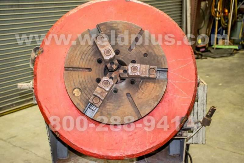 Used Custom 1,500 lb. Positioner