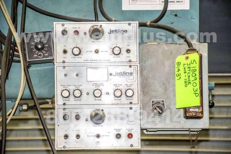 Used Jetline 10 ft. External Seamer