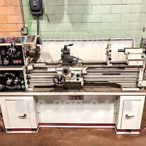 Used Jet GHB-1340A Welding Lathe