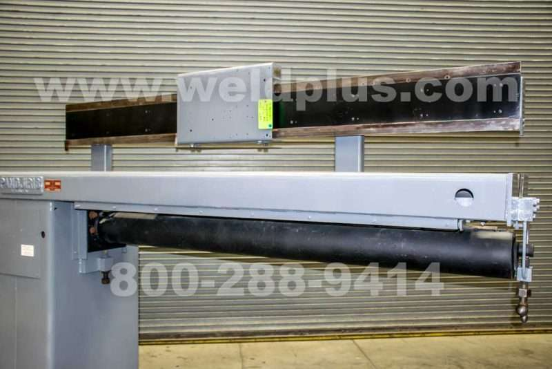 Pandjiris 72 Inch Used External Seam Welder