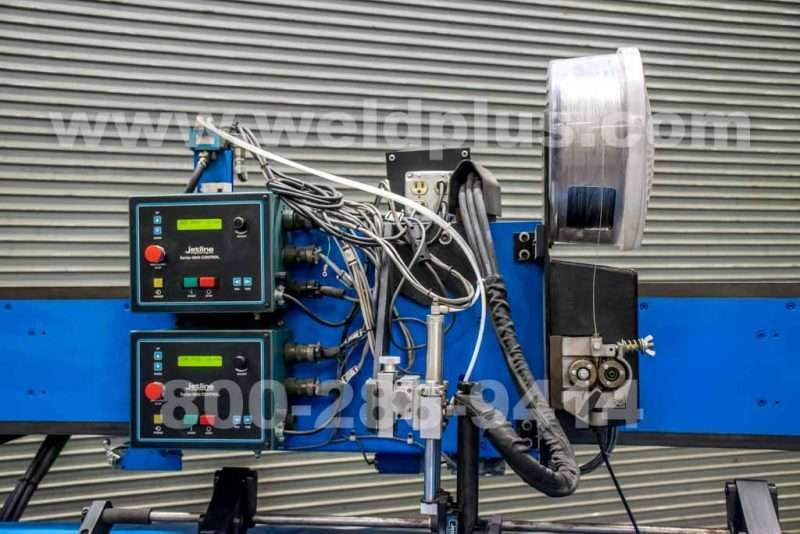 Pandjiris 72 inch External Seam Welder
