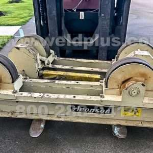 Used Aronson 30 Ton Turning Roll Set