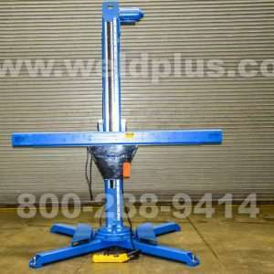 Preston-Eastin 6 by 6 ft. Welding Manipulator