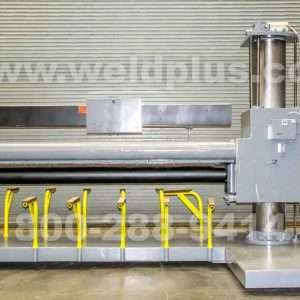 Four Corp 124 Inch Combination Seam Welder