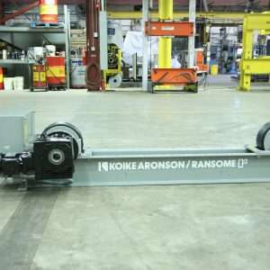 Koike Aronson 10,000 lb. Medium Duty Turning Roll Set