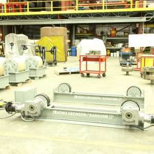 Kioke Aronson 20,000 lb. Turning Roll Set