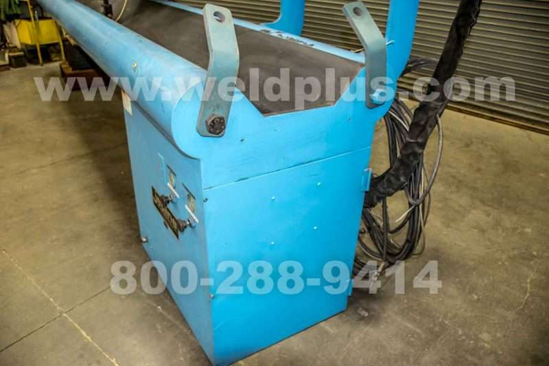 Jetline Used 144 Inch Welding Seamer