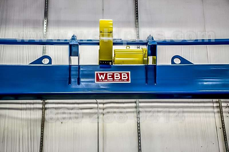 Webb U8 Special Side Beam