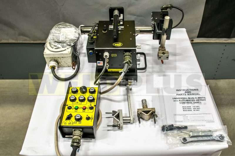 Universal Bug-O-Matic Automated Welding System