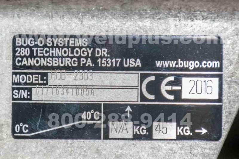 Bug-O DC Hob-O Hole Borer