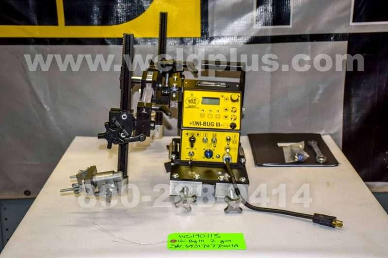 UNI-BUG III Programmable Stitch Welder