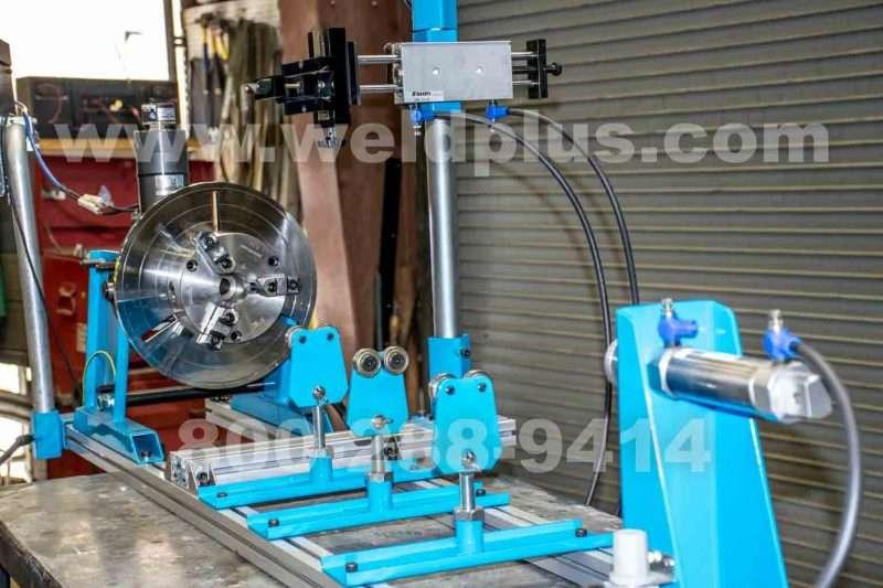 Gentec E-Z Arc Lathe Welding System