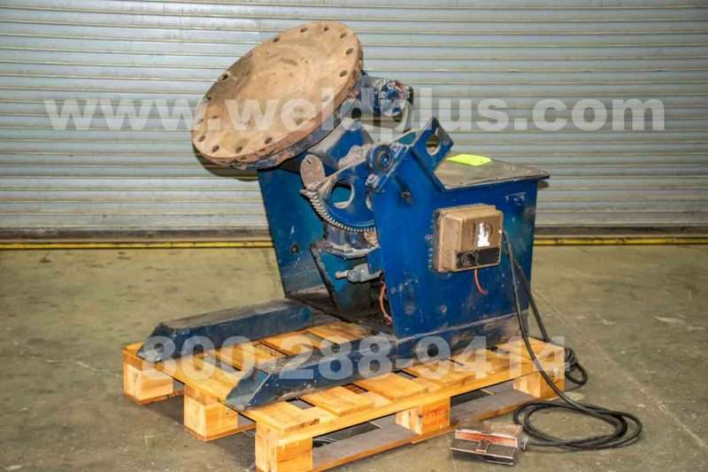 1,000 lb. Custom Welding Positioner