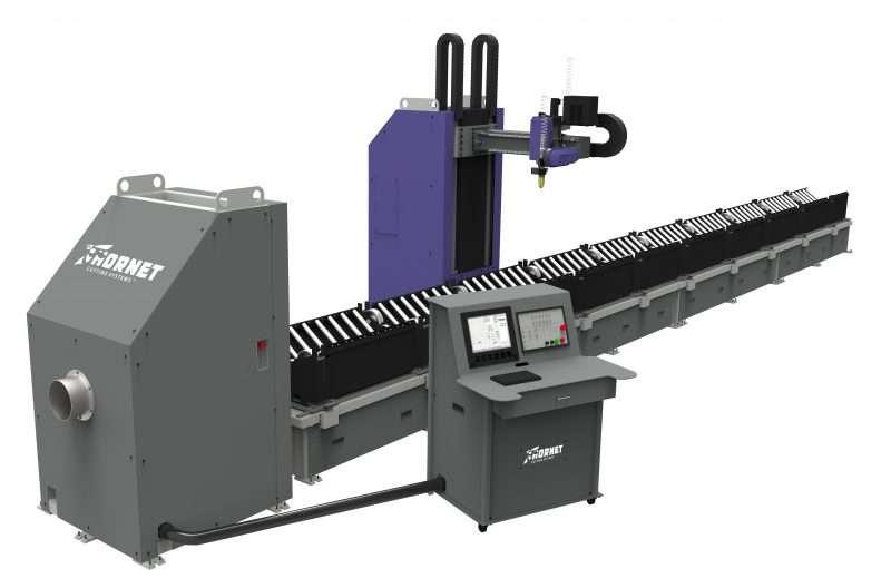 ROTO Hornet 2000 Pipe Cutting Machine