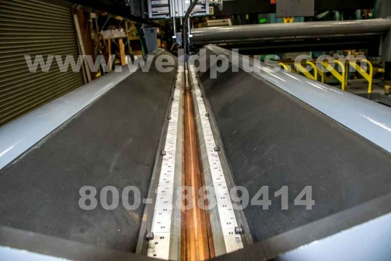 96 Inch sigmatouch Seam Welder