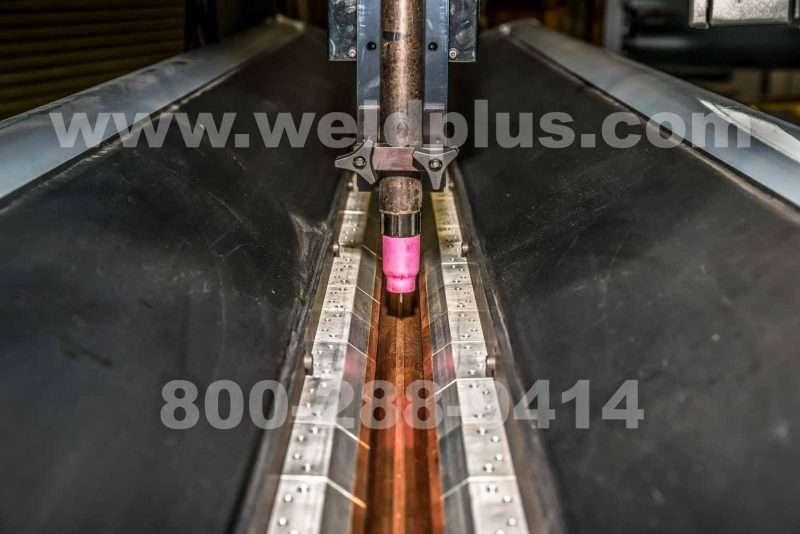 72 Inch sigmatouch Seam Welder