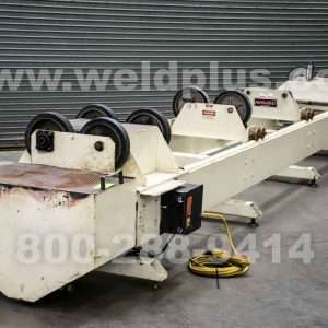 3 Ton Pandjiris Tank Turning Roll System