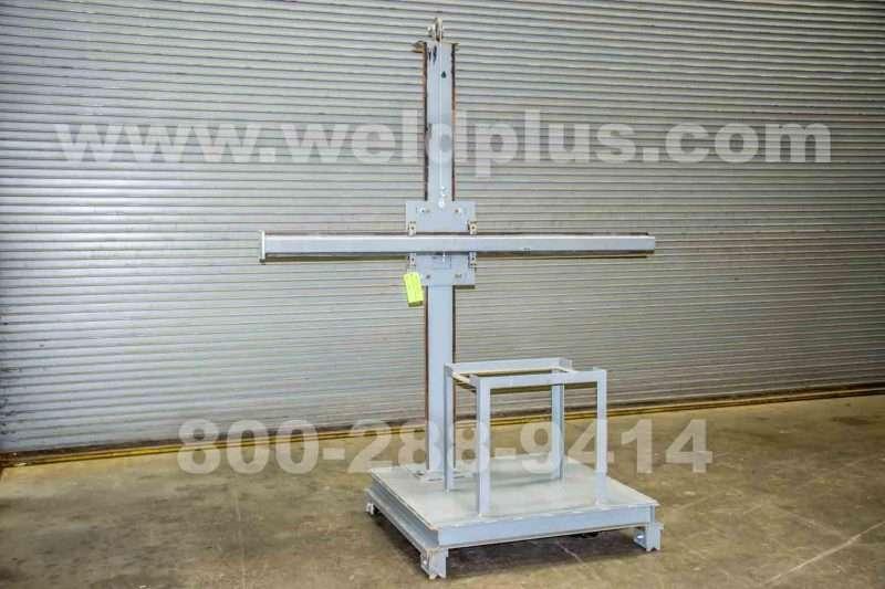 Custom 6×6 ft. Used Torch Manipulator