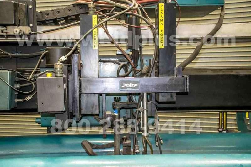 Jetline 156 Inch Combination Seam Welder