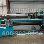 Jetline 156 Inch Combination Seam Welder