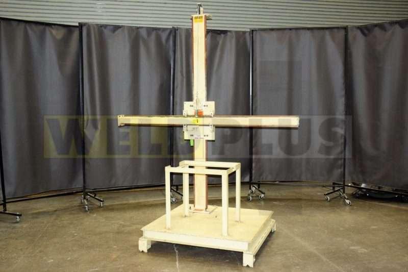 Used Pandjiris 6' x 6' Torch Manipulator