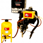 Weld Engineering XP3 Flux Recovery System