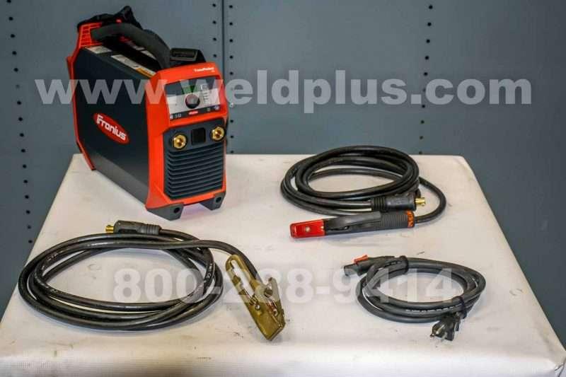 Fronius Transpocket 180 Battery Powered Welder Stick Package