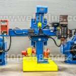 Pandjiris Mig Pipe Welding Station System