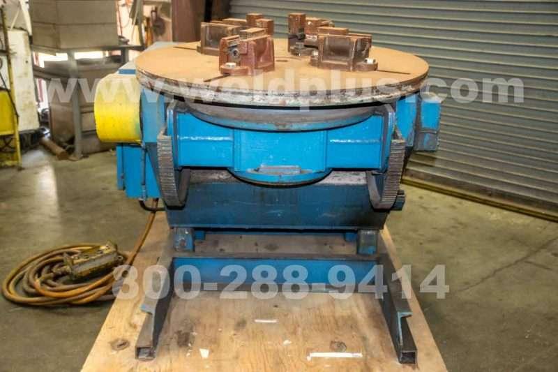 Aronson Model HD45 5,000 lb. Positioner