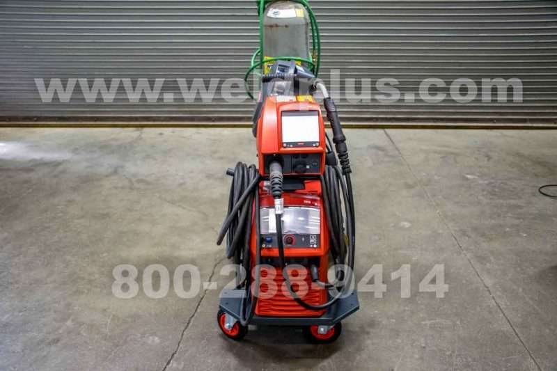 Fronius TPS 320i Welding Package