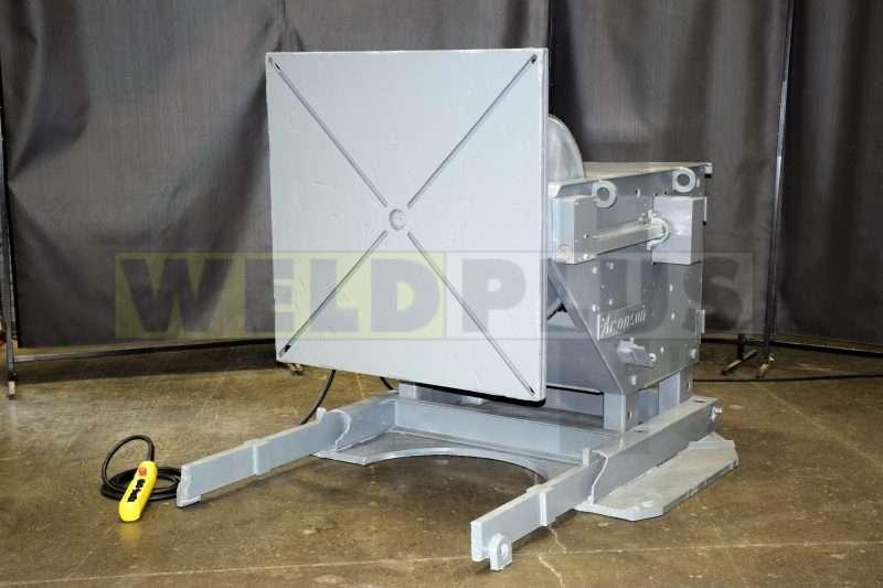 Aronson Model HD-100 10,000 lb. Positioner