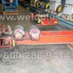 Weldwire 40,000 lb. Used Turning Rolls