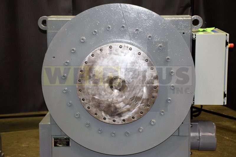 Koike Aronson Headstock Tailstock 20,000 lb.