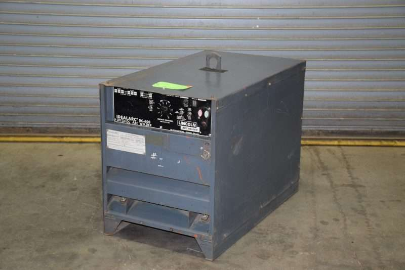 Lincoln DC-600 Power Supply
