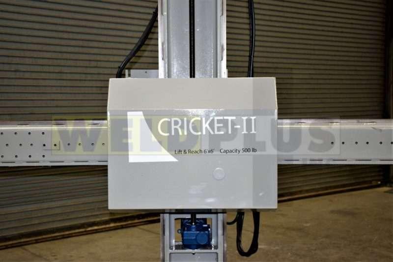 Koike Aronson 6 x 6 Cricket-II Manipulator