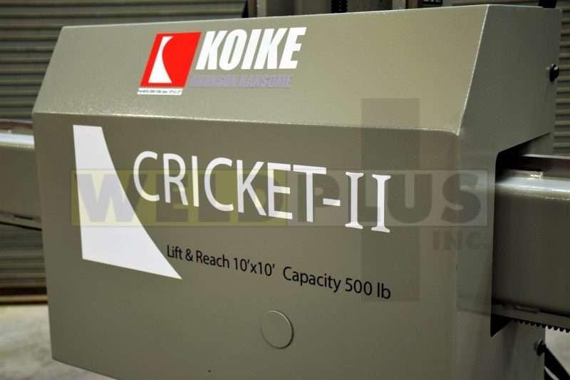 Koike Aronson 10 x 10 Cricket-II Manipulator
