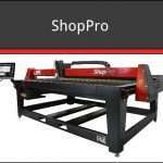 Koike Aronson ShopPro Model SP-44 Cutting Table