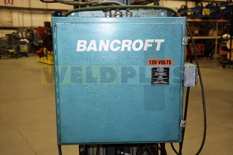 Bancroft 300 MIG Circle Welder