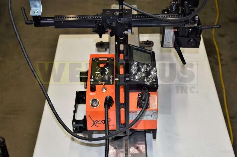 Gullco KAT 300 with Radial Weld Oscillator